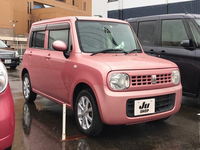 「スズキ」「アルトラパン」「軽自動車」「富山県」の中古車3