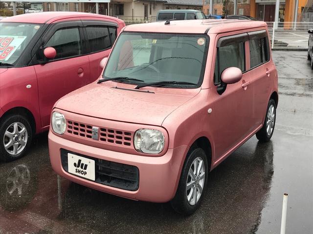 「スズキ」「アルトラパン」「軽自動車」「富山県」の中古車20