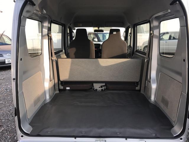 PA 4WD 集中ドアロック 両側スライドドア(11枚目)