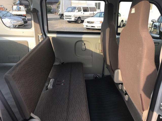 PA 4WD 集中ドアロック 両側スライドドア(12枚目)