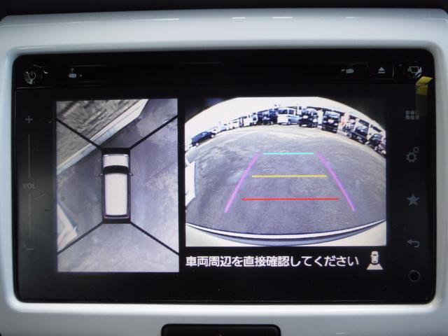 スズキ ハスラー Xターボ OPフルセグメモリーナビ全方位カメラDCBS