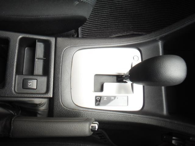 1.6i 4WD コーナーセンサー純正オーディオETC(17枚目)