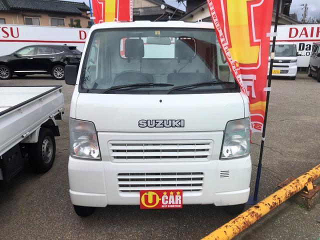 「スズキ」「キャリイトラック」「トラック」「石川県」の中古車2