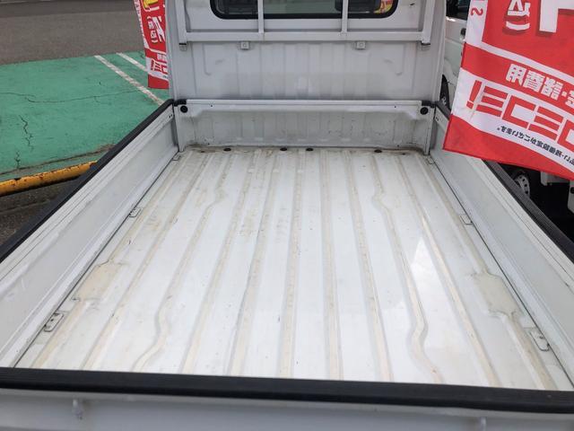 「スズキ」「キャリイトラック」「トラック」「石川県」の中古車10