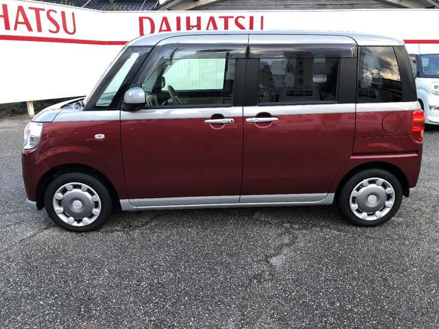 「ダイハツ」「ムーヴキャンバス」「コンパクトカー」「石川県」の中古車4