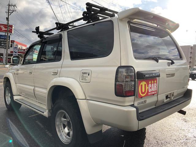 「トヨタ」「ハイラックスサーフ」「SUV・クロカン」「石川県」の中古車5