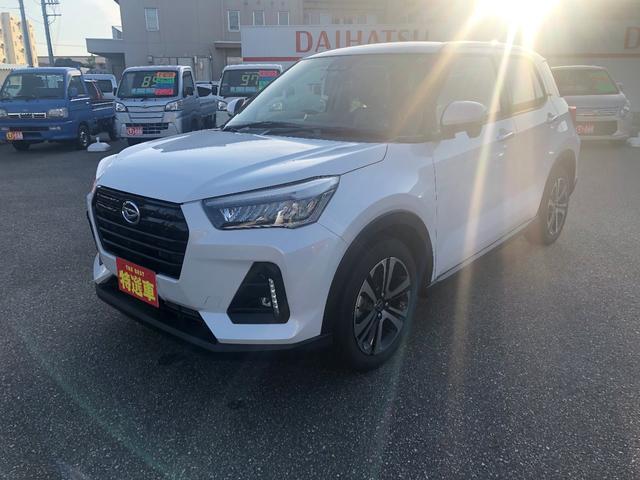 「ダイハツ」「ロッキー」「SUV・クロカン」「石川県」の中古車10