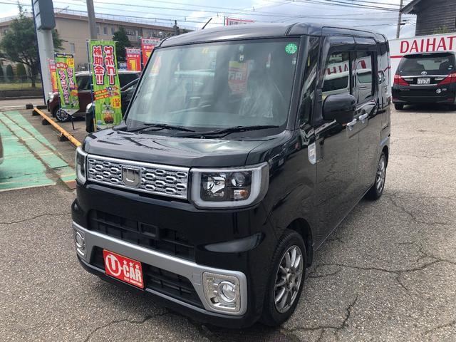 「ダイハツ」「ウェイク」「コンパクトカー」「石川県」の中古車10