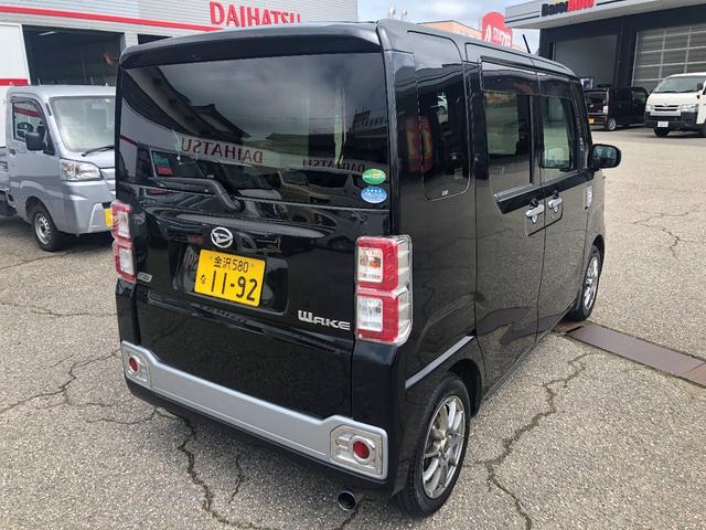 「ダイハツ」「ウェイク」「コンパクトカー」「石川県」の中古車14