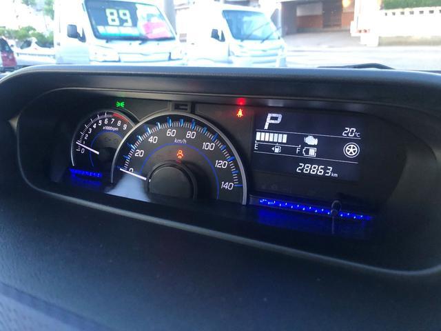 ハイブリッドFZ セーフティーサポート 衝突軽減装置付 HUB ヘッドアップディスプレー ナビ フルセグTV プッシュスタート キーフリー LEDヘッドライト シートヒーター ドライブレコーダー(35枚目)