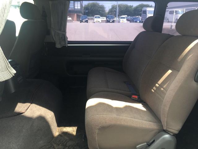 トヨタ ハイエースワゴン スーパーカスタム 4WD 4ナンバー登録可