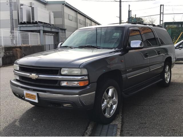 「シボレー」「シボレー サバーバン」「SUV・クロカン」「石川県」の中古車3