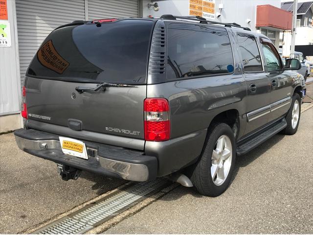 「シボレー」「シボレー サバーバン」「SUV・クロカン」「石川県」の中古車6