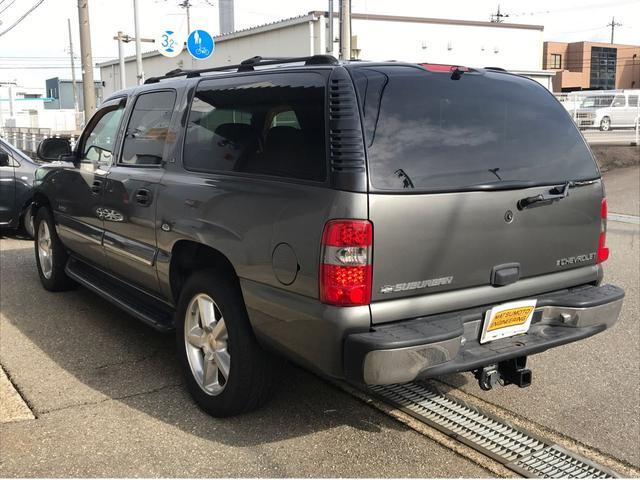 「シボレー」「シボレー サバーバン」「SUV・クロカン」「石川県」の中古車8