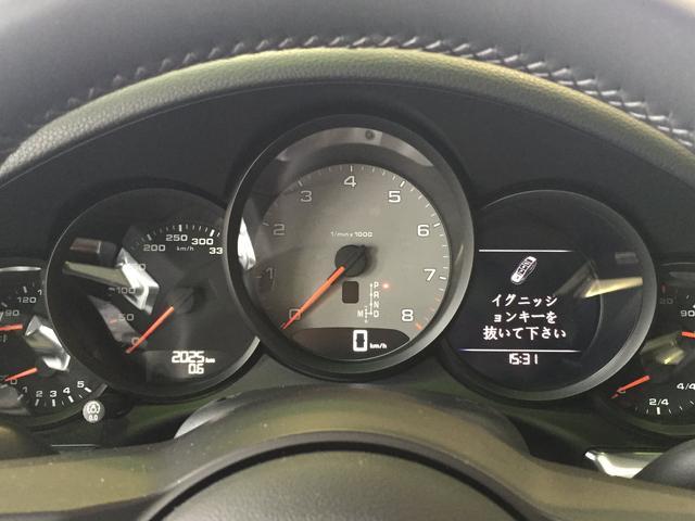 ポルシェ ポルシェ 911カレラS 左ハンドル スポクロ パークアシスト