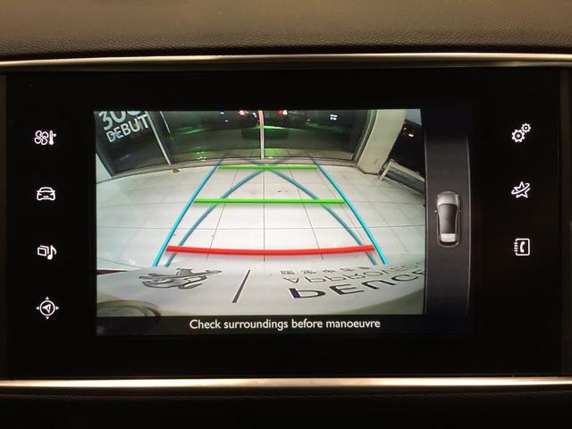 プジョー プジョー 308 アリュール ブルーHDi 当社デモカー LED Bカメラ