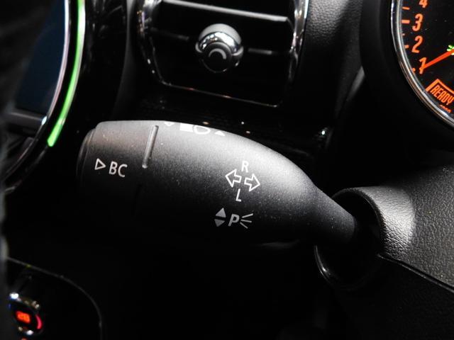 クーパー クラブマン HDDナビ バックカメラ ペッパーPKG クルコン ETC LEDオート スマートキー 純正17AW Rソナー(25枚目)