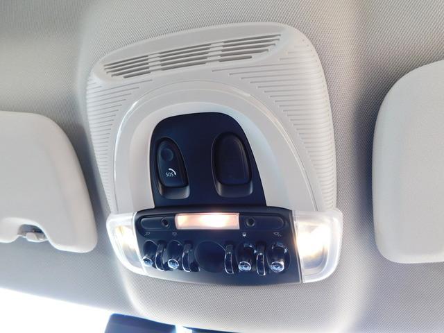 クーパーD クロスオーバー HDDナビ バックカメラ USB/BT LEDオート 純正17AW パワーバックドア 追従クルコン 衝突軽減ブレーキ リアソナー ETC(35枚目)