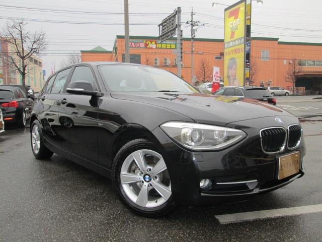 BMW BMW 116i スポーツ 純正HDDナビ HIDヘッドライト