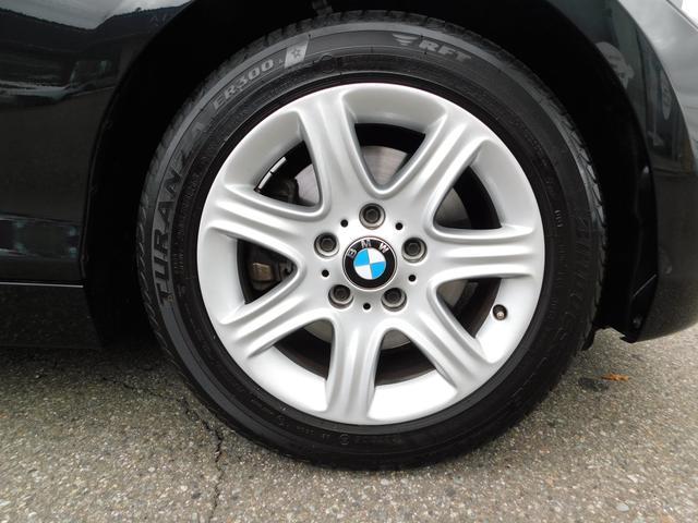 BMW BMW 116i 純正HDDナビ HIDオートライト ETC付