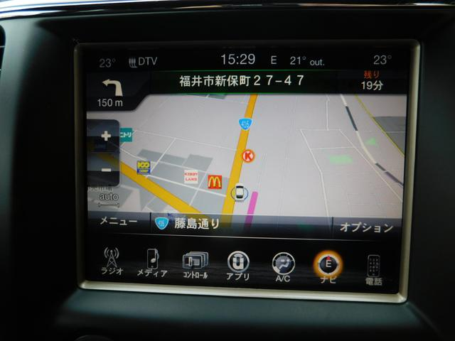 ラレード ナビTV キセノン フロント・バックカメラ 18AW Pシート クルコン 前後センサー CD ETC DVD BT USB(6枚目)