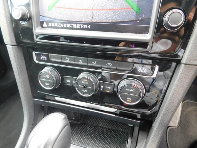 TSIハイラインブルーモーションテクノロジー メモリーナビ フルセグTV 追従クルコン 衝突軽減ブレーキ HIDオートライト ETC CD  DVD SD BTオーディオ USB AUX Rカメラ(10枚目)