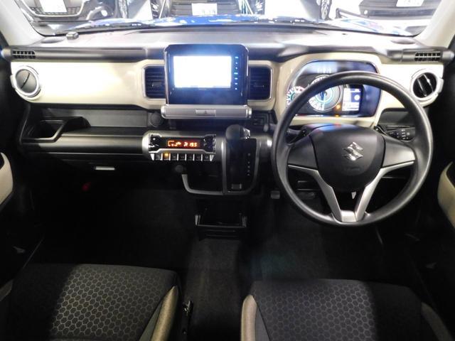 ハイブリッドMX 社外ナビ LEDオートライト シートヒーター アイドリング BT DVD ツートンルーフ AW16インチ(3枚目)