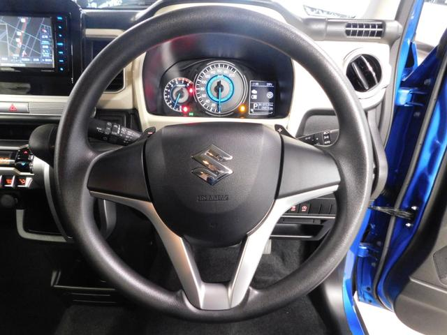 ハイブリッドMX 社外ナビ LEDオートライト シートヒーター アイドリング BT DVD ツートンルーフ AW16インチ(23枚目)