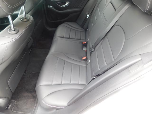 C220d ワゴンアバンギャルド AMGライン ナビTV レーダーセーフティPKG オートLED レザーシート シートヒーター ドラレコ 前後ソナー パワーバックドア ETC 18AW USB BTオーディオ(10枚目)