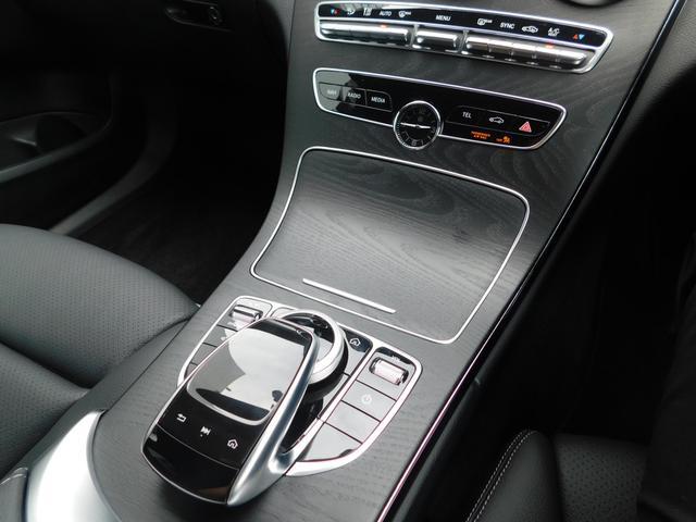 C220d ワゴンアバンギャルド AMGライン ナビTV レーダーセーフティPKG オートLED レザーシート シートヒーター ドラレコ 前後ソナー パワーバックドア ETC 18AW USB BTオーディオ(16枚目)