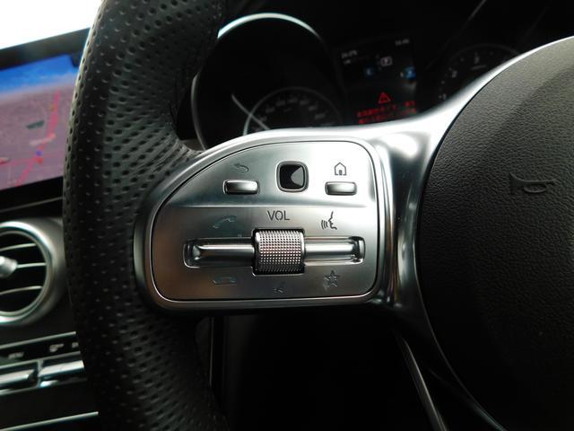 C220d ワゴンアバンギャルド AMGライン ナビTV レーダーセーフティPKG オートLED レザーシート シートヒーター ドラレコ 前後ソナー パワーバックドア ETC 18AW USB BTオーディオ(27枚目)
