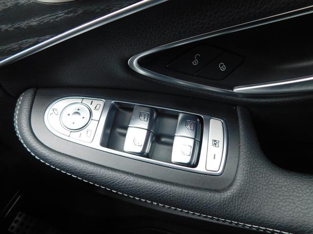 C220d ワゴンアバンギャルド AMGライン ナビTV レーダーセーフティPKG オートLED レザーシート シートヒーター ドラレコ 前後ソナー パワーバックドア ETC 18AW USB BTオーディオ(36枚目)