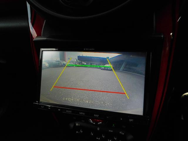 ジョンクーパーワークス クロスオーバー 4WD 社外SDナビ フルセグTV ブルートゥースオーディオ DVD視聴 CD オートHID クルーズコントロール バックカメラ ETC 純正18インチアルミホイール(10枚目)