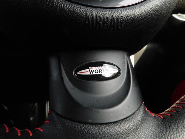 ジョンクーパーワークス クロスオーバー 4WD 社外SDナビ フルセグTV ブルートゥースオーディオ DVD視聴 CD オートHID クルーズコントロール バックカメラ ETC 純正18インチアルミホイール(17枚目)
