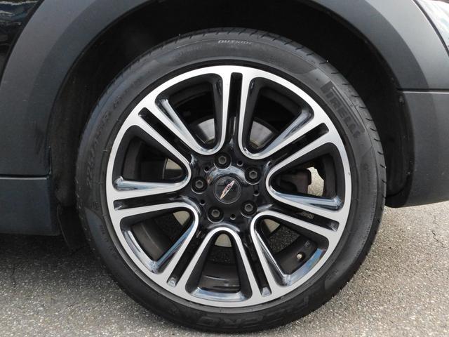 ジョンクーパーワークス クロスオーバー 4WD 社外SDナビ フルセグTV ブルートゥースオーディオ DVD視聴 CD オートHID クルーズコントロール バックカメラ ETC 純正18インチアルミホイール(41枚目)