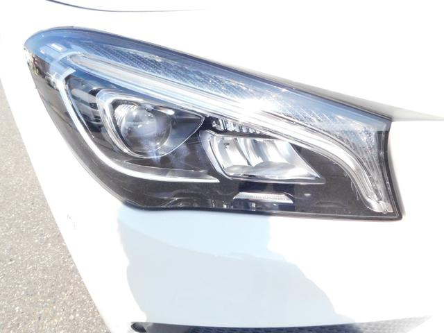 CLA180 シューティングブレーク スポーツ ナビTV AMGスタイリングPKG オートLEDライト バックカメラ ハーフレザー Pシート シートヒーター 衝突軽減ブレーキ レーンキープ 追従クルコン パワーバックドア 前後ソナー 18AW(39枚目)