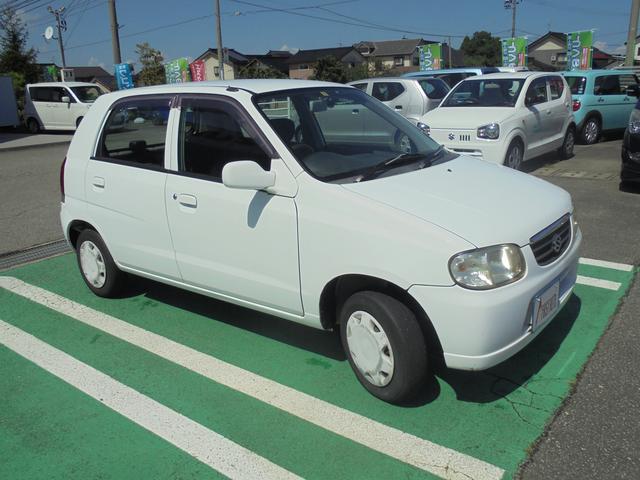 「スズキ」「アルト」「軽自動車」「富山県」の中古車6