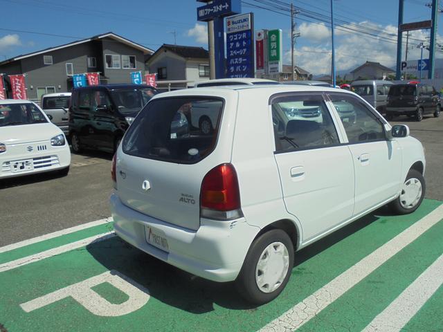 「スズキ」「アルト」「軽自動車」「富山県」の中古車8