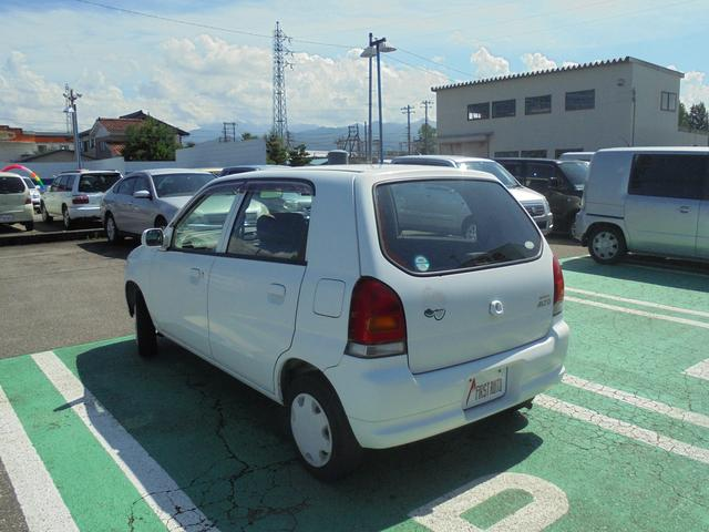「スズキ」「アルト」「軽自動車」「富山県」の中古車9