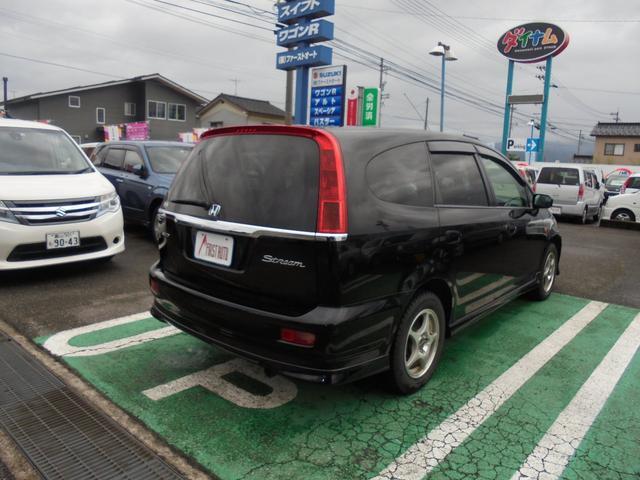 「ホンダ」「ストリーム」「ミニバン・ワンボックス」「富山県」の中古車8