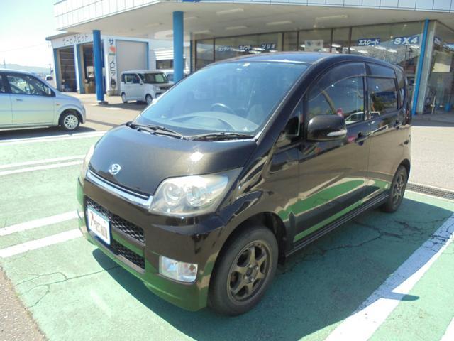 「ダイハツ」「ムーヴ」「コンパクトカー」「富山県」の中古車7