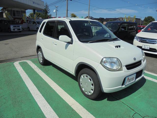 「スズキ」「Kei」「コンパクトカー」「富山県」の中古車6