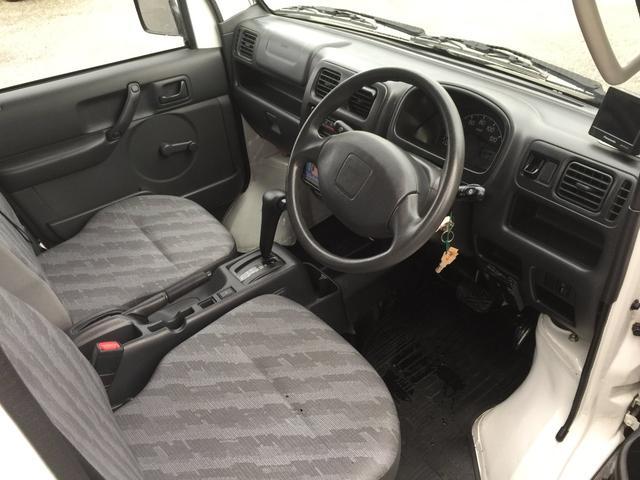 スズキ キャリイトラック キャンピングカー コイズミ社製 かるキャン 4WD AT