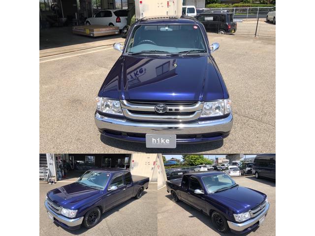 「トヨタ」「ハイラックススポーツピック」「SUV・クロカン」「富山県」の中古車2