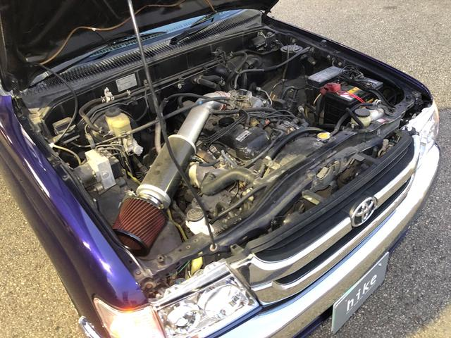 「トヨタ」「ハイラックススポーツピック」「SUV・クロカン」「富山県」の中古車40