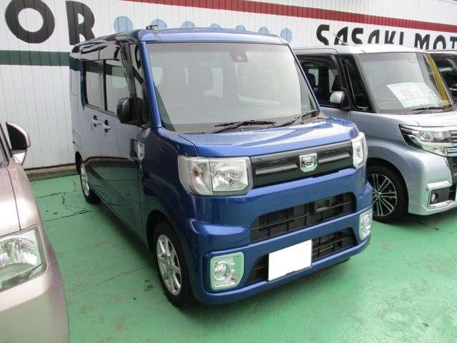 L レジャーエディションSAIII 4WD 純正ナビ TVフルセグ ETC(3枚目)