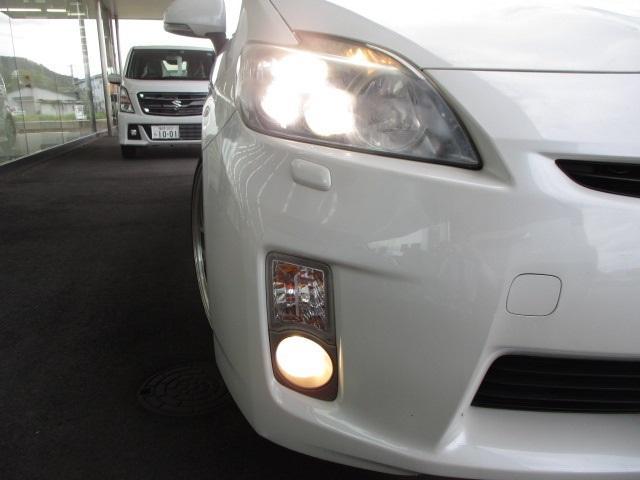 トヨタ プリウス S_LEDエディション