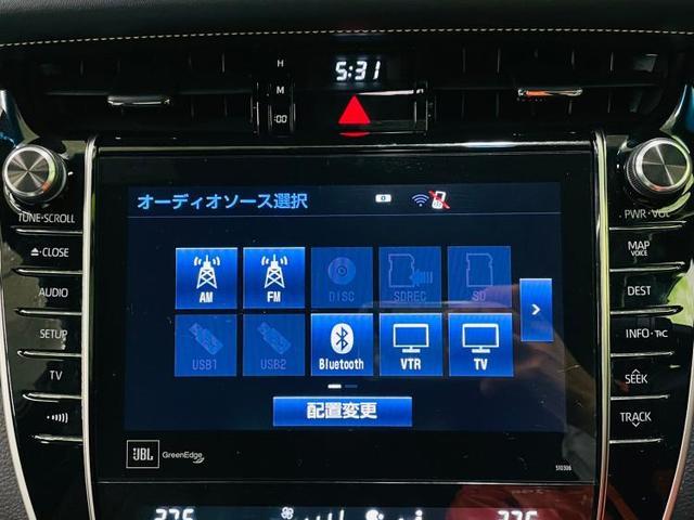 「トヨタ」「ハリアー」「SUV・クロカン」「福井県」の中古車9