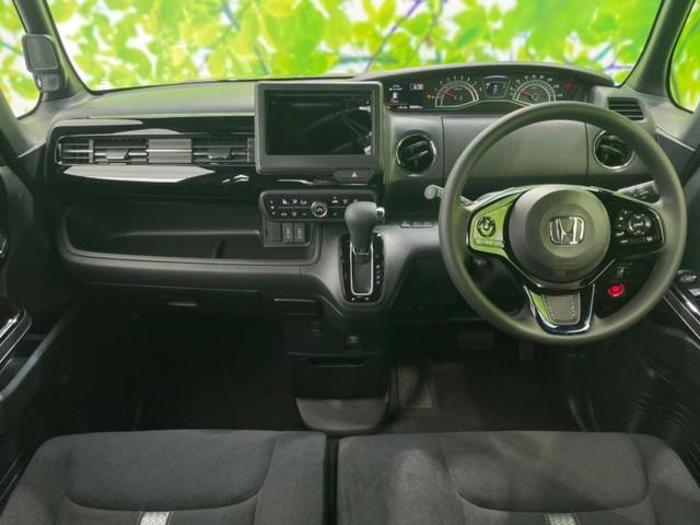 L 電動スライドドア/車線逸脱防止支援システム/パーキングアシスト バックガイド/ヘッドランプ LED/EBD付ABS/横滑り防止装置/アイドリングストップ(4枚目)