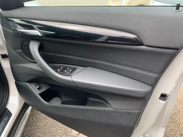 sDrive 18i xライン sDrive 18i xライン ハーフレザー コンフォートPKG インテリジェントセーフティ 純正18インチAW LEDヘッドライト 純正ナビ バックカメラ パワーバックドア Rシートスライディング付(18枚目)